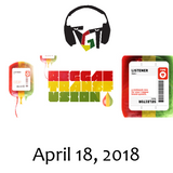 """Reggae Transfusion"" on KGNU Community Radio [04-18-2018]"