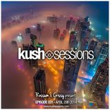 #031 KushSessions - Sektor & Subsequent Guestmix