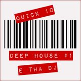Deep House #1 (ETD Mix)
