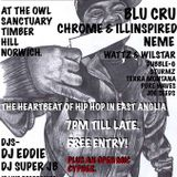 SkidRowWorldwide 09.03.17 @futureradio 107.8Fm Ft @Collective Resonance & Streaky Longz in the mix