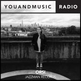 Orsi (Jazzman Records) - You And Music Radio Weekender