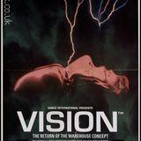 DJ Ratty w/ Mad P, MC MC, Scratchmaster Techno -  Vision 'The Warehouse Concept' - 12.2.93