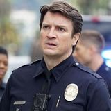 """Nathan Fillion """"The Rookie"""" Interview"""