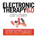 DJ Surv Live @ Electronic Therapy 6.0 - RVL, NYC Dec 2012