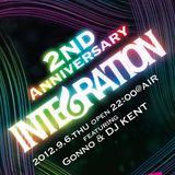 INTEGRATION 2nd anniversary @AIR 20120906