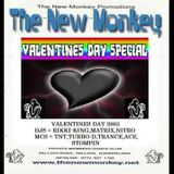 the new monkey valentines special 2003 dj rikki king matrix and nitro mc tnt turbo-d trance and ace