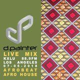 Live Mix KXLU Los Angeles (Afro House)