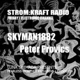FEARLESS RADIO EXCLUSIVE #08 - Peter Provics