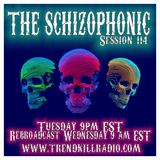 The Schizophonic on Trendkill Radio Session 114