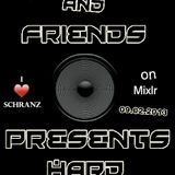 Chris Anger - Chris Anger & Friends Presents Hard Madness Broadcast