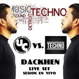 UNDERGROUND CONSTRUCCION VS. DARK TECHNO   LIVE SET DACKHEN   VINIL & CD / SESSION   IN LIVE SET