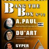 A.Paul - Live Set - Alcantara-Club, Lisboa, PT - 26.02.2010