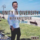 Kristofer - Unity in Diversity 490 (best of spring) @ Radio DEEA (02-06-2018)