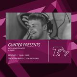 GUNTER Presents on Trickstar Radio: 4th March 2019 - w/ Parry