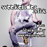 WeekendeMix Episode 019 - Sharam Jey