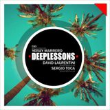 #30 Deep Lessons New Podcast Yeray Marrero - David Laurentini b2b Sergio Toca