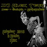 DJ Alex Tech - Deep-Soulful-AfroHOUSE-August 2015 3Hr Mix