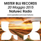 Naturec Radio   Mister Blu Records   20 Maggio 2015