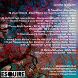 eSQUIRE - Spring 2017