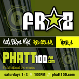 FR☆Z | PHATT 100FM | 26.05.12 | OLD SKOOL MIX - HOUR 1