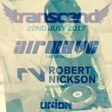 Transcend Tribute - Airwave vs. Robert Nickson