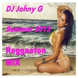 Reggaeton Mix - Summer 2013 ( Dj Johny G )