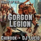 Chinook + DJ Lucid - Valley Of The Gorgon Legion [30/12/12]