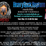 Heavy Rock Rapture May 23 2017 feat  a load of Nordic, classic rock and NWOBHM