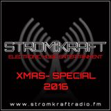 MAD NOISE : MIKI MAD - Oun Productions 2016  @ Strom Kraft Radio 25/12/2016 Xmas Special