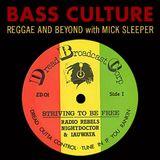 Bass Culture - January 19, 2015