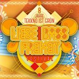 Leela Loops @ Tekkno ist Grün / Liebe Bass und Freiheit Festival 2019 - Secret Garden - Sun. 6 - 8am