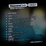 HeavensGateDeep EP346  Mar 2019 – Max Porcelli Minimal Deep Tech Mix