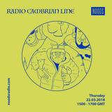 Radio Cambrian Line: 22-03-18
