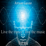Live theTrance , Live the music . Vol.404