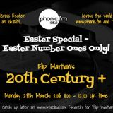 20th Century Plus on Phonic FM - Easter Number Ones Special