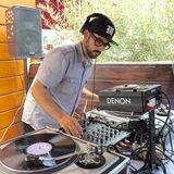 Live Vinyl DJ Set at Sonoma Wine Garden in Santa Monica June 14th, 2015