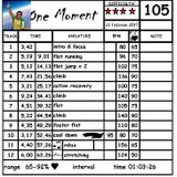 One Moment - interval