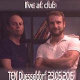 Zenker & Harada live @ TEN Duesseldorf GER