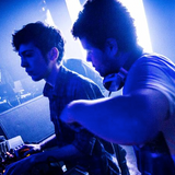 Jose Fermoselle & Federico Caffaro @ Privilege (22-11-2013) warm up to Desyn Masiello