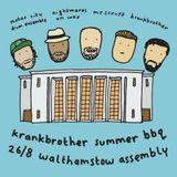 2018-08-26 - Mr Scruff b2b Motor City Drum Ensemble @ Krankbrother Summer BBQ Party, London