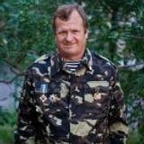Łódź: Spotkanie z Borysem Derkaczem, likwidatorem skutków katastrofy w Czarnobylu (2012-04-25)