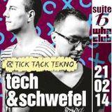 Tick.Tack.Tekno @ Suite15 Regensburg Part1