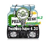 Pills In Music 21 ( 15 Ottobre 2018 ) Mixed by FreeWeed Radio 4.20