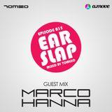 EARSLAP - EP35: Guest Mix MARCO HANNA