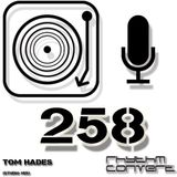 Techno Music | Tom Hades in the Rhythm Convert(ed) Podcast 258 (Studio Mix)