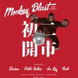 DJ Fabsabs LIVE@Acadana - Monkey Blast (Tuesday 9 February 2016)