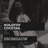 Molotov Cocktail 354 with Drumsauw