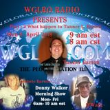 WGLRO Radio with Michele Barton  What happen to Tanner Barton the Donny Walker morning show 4-9-2018