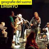 Geografie del suono #7 | Embryo + Mimmo Fusco, Daniele Sepe, Marcello Vitale