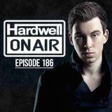Hardwell On Air 186